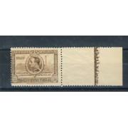 España Spain 446 ( 434/47 ) 1929 Valor Clave MNH 168€