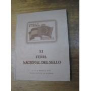 España Spain Hojitas Recuerdo 59 1978 FNMT Libro XI FNS Tirada : 600