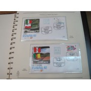 Colección Mundial de Fútbol España 1982 Sobres Completa