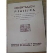 FILATELIA - Biblioteca - Catálogogos España y Colonias - EsellEd1960Puigferrat - ORIENTACIÓN FILATÉLICA ENRIQUE PUIGFERRAT 1960
