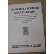 FILATELIA - Biblioteca - Catálogogos España y Colonias - EsellEd1960Puigferrat2 - LO MEJOR Y LO PEOR DE LA FILATELIA PUIGFERRAT 1960