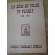 FILATELIA - Biblioteca - Catálogogos España y Colonias - EsellEd1960Puigferrat3 - 100 A&#209OS DE SELLOS DE ESPA&#209A ENRIQUE PUIGFERRAT 1960