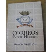 FILATELIA - Biblioteca - Catálogogos España y Colonias - EsellEd1968Argelich - CORREOS RESE&#209A HISTÓRICA RAMON ARGELICH