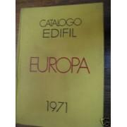 <div><strong>Catálogo Edifil Europa completo 1971</strong></div>