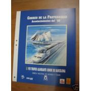 España Documento FNMT 26 Almirante Conde Barcelona