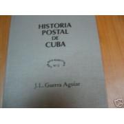 Historia Postal de Cuba J.L. Guerra Aguiar