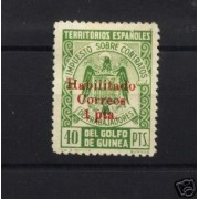 <div><strong>Guinea Española Nº 259J</strong></div>