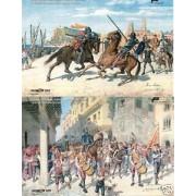 España Spain Hojitas Recuerdo 138/39 FNMT Caballos Horse