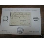 España Spain Hojitas Recuerdo 11 1973 FNMT Marcas Postales