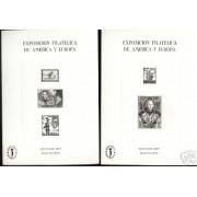 España Spain Hojitas Recuerdo 55/56 1977 FNMT Colón Rayada DP