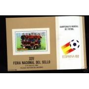 España Spain Hojitas Recuerdo 96 1981 FNMT Fútbol España 82