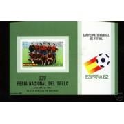 España Spain Hojitas Recuerdo 97 1981 FNMT Fútbol España 82