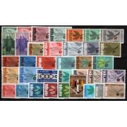Tema Europa - 1965 Año Completo Sellos