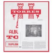 Torres Hojas España 1950/65 Montadas con protector