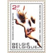 Bélgica 1666-1973 60º Aniv Internacional Deportiva Obrera Lujo