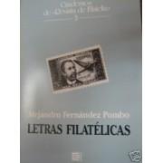 <div><strong>Edifil Revista Filatelia Nº 3 Letras filatélicas<br />  </strong></div>
