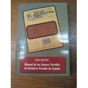 FILATELIA - Biblioteca - Catálogogos España y Colonias - Edente3 - CATÁLOGO ENTEROS POSTALES INICIATIVA PRIVADA ESPAÑA
