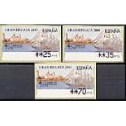 ATMs - Térmicos 2000 - E0100/23 - Gran Regata 2000