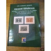 <div><strong>Catálogo Timbres Fiscales Españoles Edifil<br />  </strong></div>