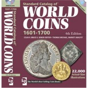 CATALOGO WORLD COINS 1601/1700 3aED