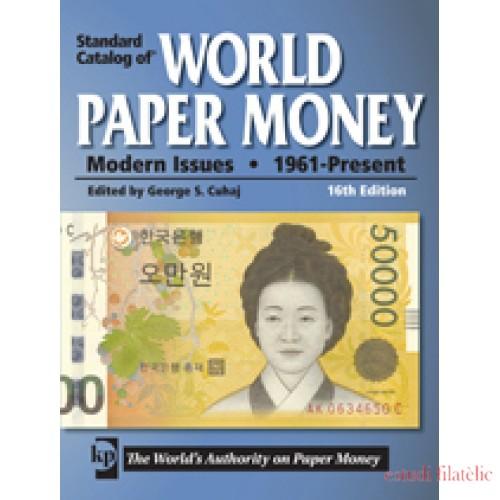 Lindner Biblioteca - Catálogos Billetes - CATbitW001  - CATAL.W.PAPER MONEY PICK 1961 - 2011